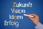 zukunft vision ideen erfolg image